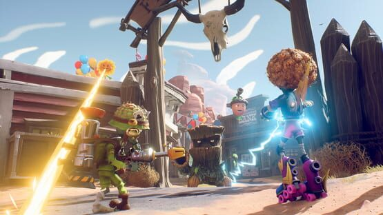 Képernyőkép erről: Plants vs. Zombies: Battle for Neighborville