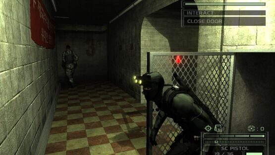 Képernyőkép erről: Tom Clancys Splinter Cell Collection