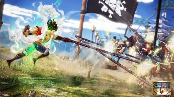 Képernyőkép erről: One Piece: Pirate Warriors 4