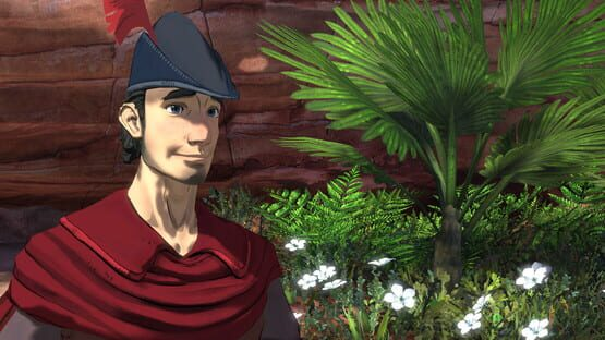 Képernyőkép erről: King's Quest: Chapter 3 - Once Upon A Climb
