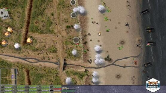 Képernyőkép erről: Close Combat: The Longest Day