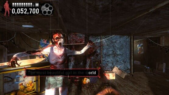 Képernyőkép erről: The Typing of the Dead: Overkill - Dancing with the Dead DLC