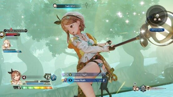 Képernyőkép erről: Atelier Ryza 2: Lost Legends & the Secret Fairy