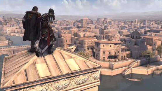 Képernyőkép erről: Assassin's Creed Brotherhood: Deluxe Edition