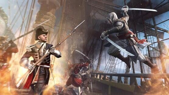 Képernyőkép erről: Assassin's Creed IV: Black Flag - Guild of Rogues