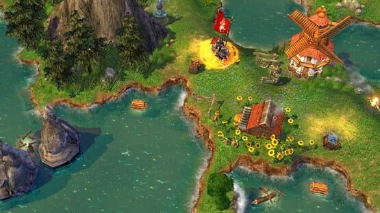 Képernyőkép erről: Heroes of Might and Magic V