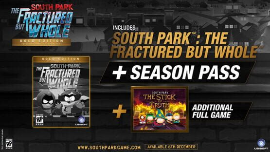 Képernyőkép erről: South Park: The Fractured but Whole - Gold Edition