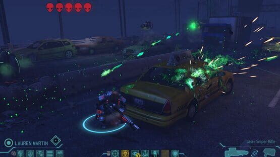 Xcom: Enemy Unknown Screenshot 1
