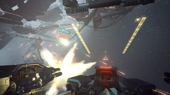 EVE: Valkyrie Alpha Screenshot 3