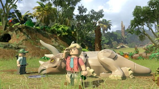 LEGO Jurassic World Screenshot 1