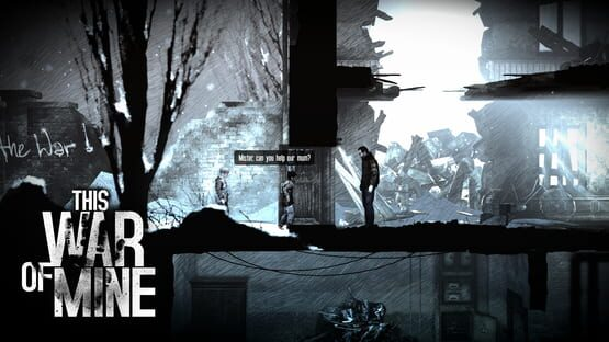 Képernyőkép erről: This War of Mine: War Child Charity