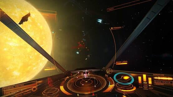 Elite: Dangerous Screenshot 3