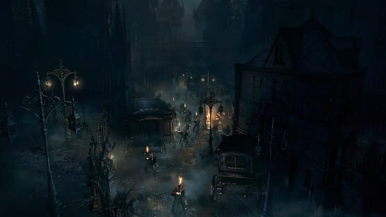 Bloodborne + The Old Hunters Screenshot 2