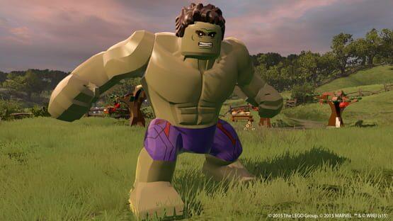 LEGO Marvel Avengers Screenshot 2