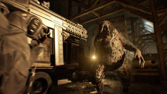 Resident Evil 7: Not a Hero & End of Zoe Screenshot 1