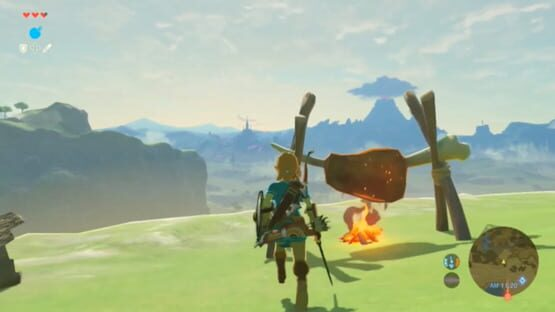 The Legend of Zelda: Breath of the Wild Screenshot 3