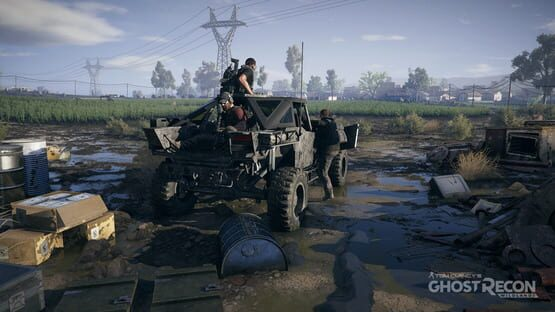 Ghost Recon Wildlands (Beta) -  Together Screenshot 2