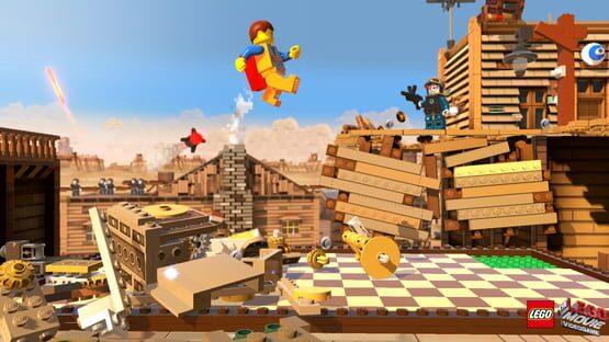 The LEGO Movie Videogame Screenshot 2