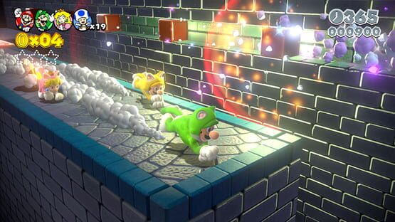 Super Mario 3D World Screenshot 1