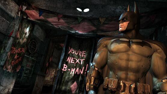 Batman: Arkham City - Harley Quinn's Revenge Screenshot 1