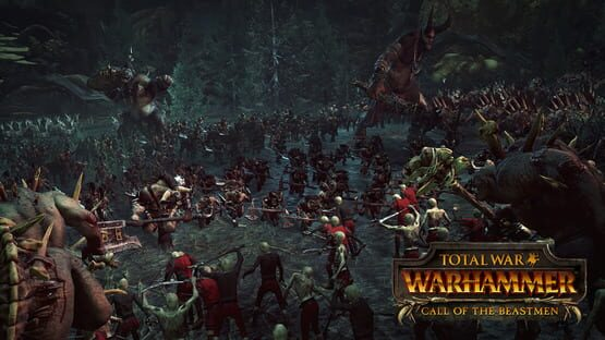 Képernyőkép erről: Total War: Warhammer - Call of the Beastmen