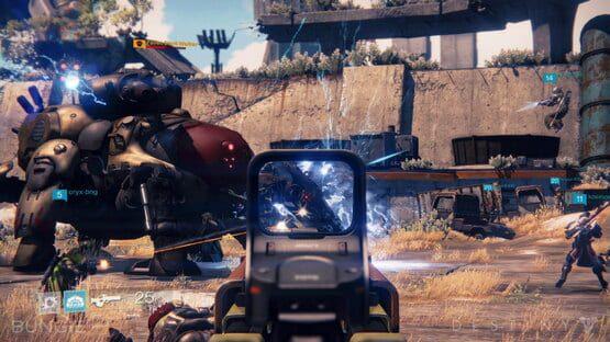 Destiny - Koop mit Fritz, Martin und Michi Screenshot 1