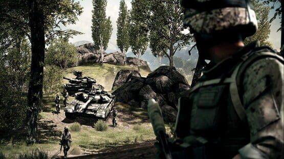Battlefield 3 Multiplayer Screenshot 3