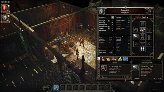 Divinity: Original Sin (Alpha) Screenshot 1