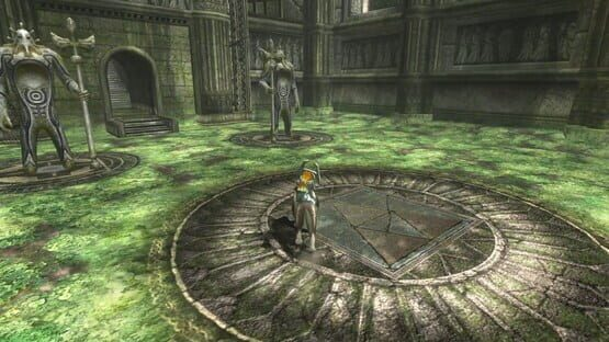 Képernyőkép erről: The Legend of Zelda: Twilight Princess HD