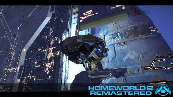 Képernyőkép erről: Homeworld: Remastered Collection