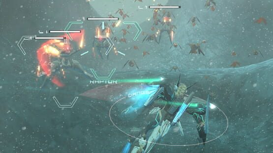 Képernyőkép erről: Zone of the Enders: The 2nd Runner