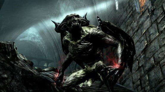 Skyrim Dawnguard Screenshot 1