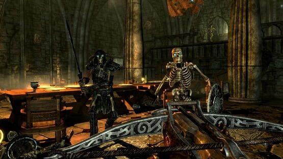 Skyrim Dawnguard Screenshot 3