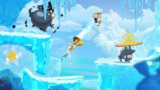 Скачать Rayman Adventures на Андроид