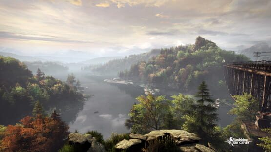 Képernyőkép erről: The Vanishing of Ethan Carter