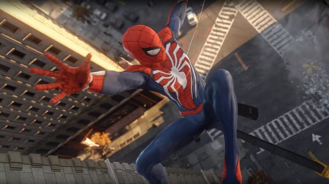 Insomniac confirms that Spider-Man's E3 trailer was all in-game PS4 footage