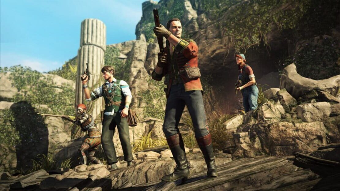 Strange Brigade Shows off Co-op, Releasing this August
