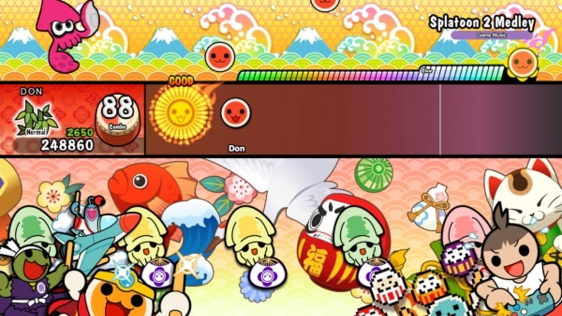 Taiko Drum Master: Nintendo Switch Version! coming to Asia in English on August 9