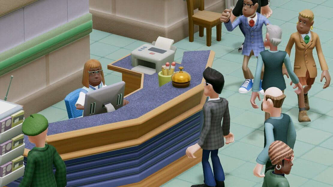 Two Point Hospital is finally getting a sandbox mode