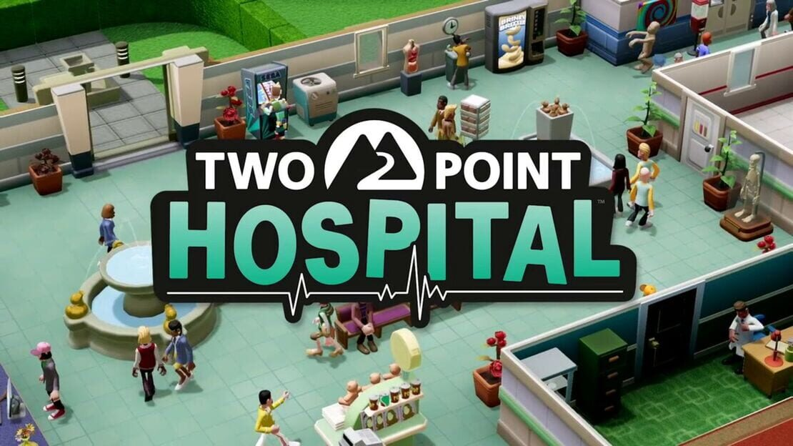 The excellent Two Point Hospital is adding a sandbox mode, which is good news for everyone sick of h