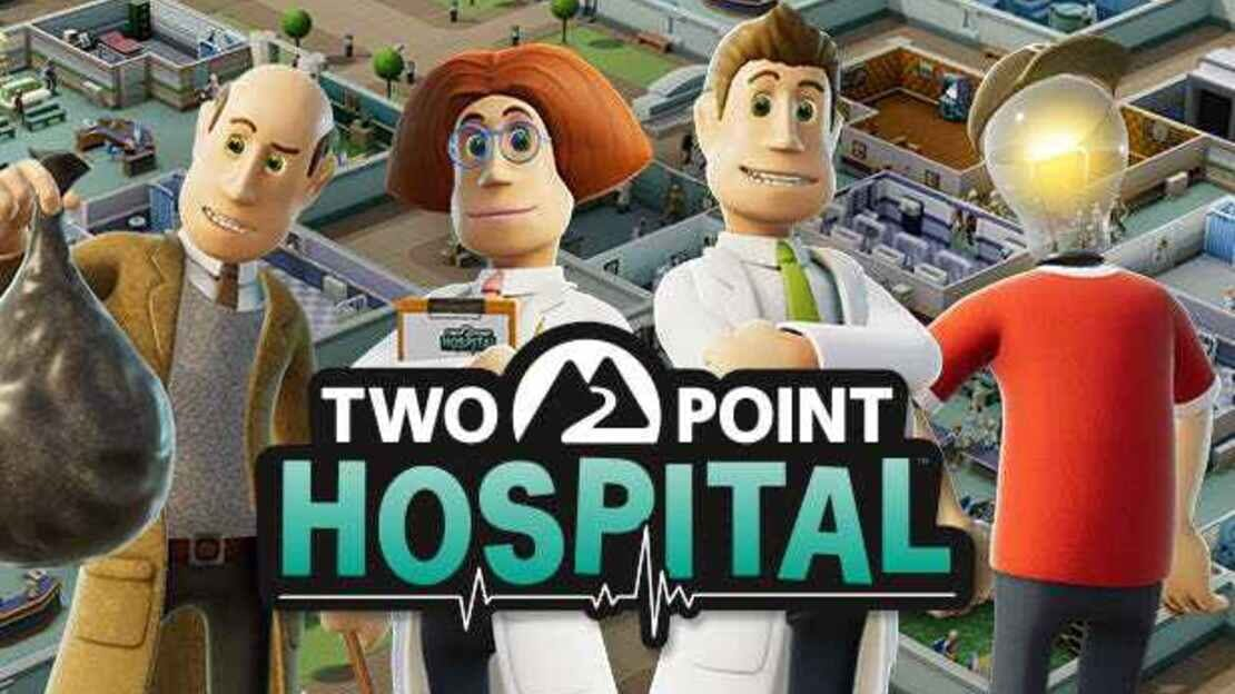 Two Point Hospital Now Has a Sandbox Mode That Lets You Start with All the Cash