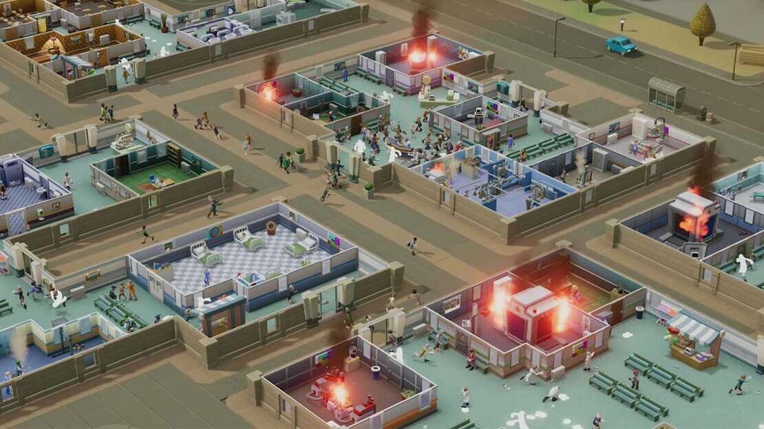 Two Point Hospital Sandbox Mode Now Available On Linux