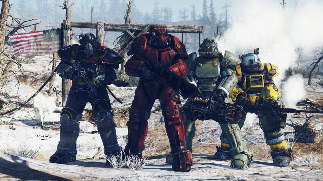 Fallout 76 Power Armour locations: where to find them