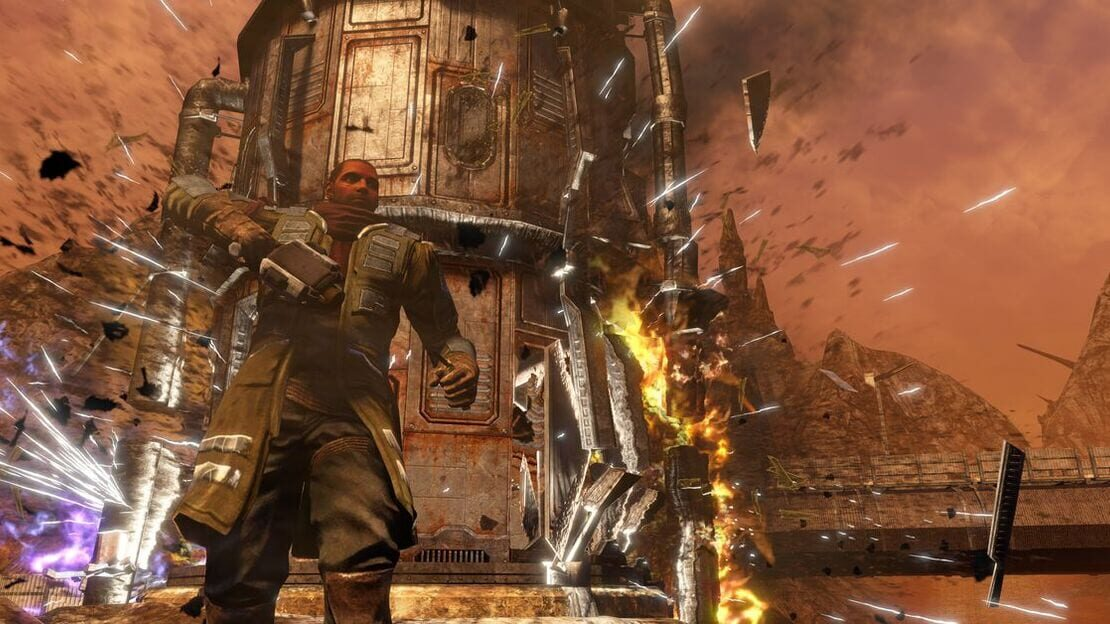 Why Red Faction: Guerrilla's remaster is a big deal
