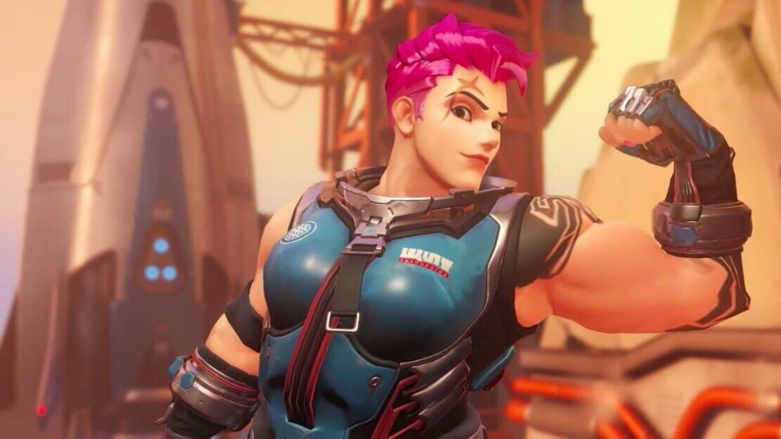 Teenage Overwatch player accused of cheating proves she's just that good with Zarya