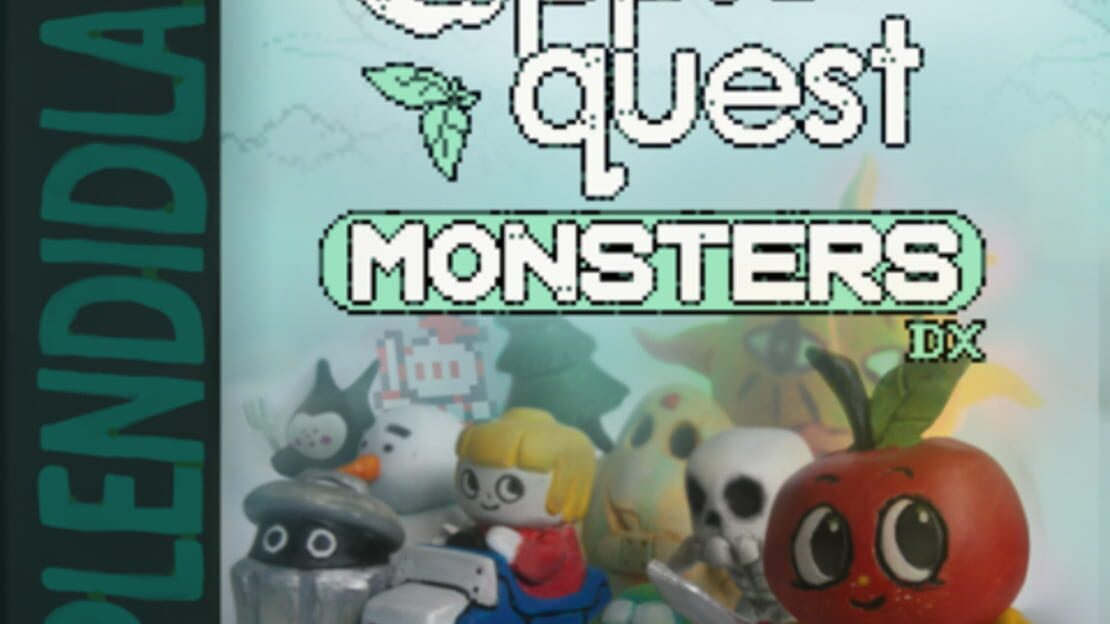 'Apple Quest Monsters DX' - Creating Imaginary Worlds With Monster Descriptions
