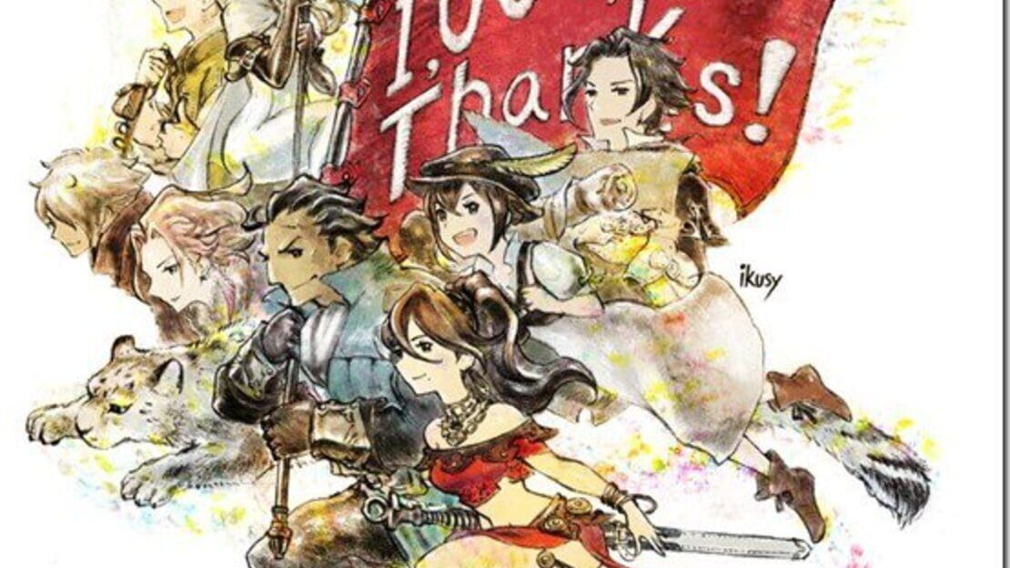 Octopath Traveler Devs Talk About Chinese Localization, And What's Next For The Team