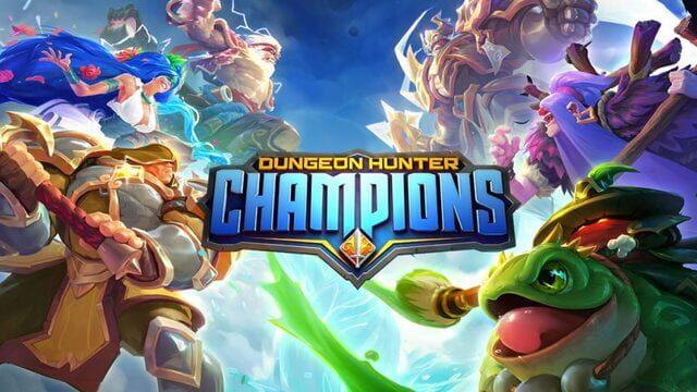 Dungeon Hunter Champions (2018)